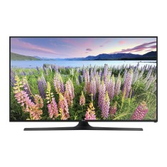 "Foto Smart TV LED 55"" Samsung Série 5 Full HD UN55J5300 2 HDMI"