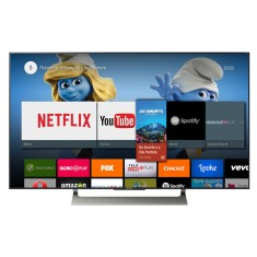 "Foto Smart TV LED 55"" Sony 4K HDR XBR-55X905E 4 HDMI"