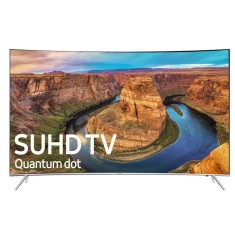 "Foto Smart TV LED 65"" Samsung 4K UN65KS8500"