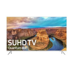 "Foto Smart TV LED 65"" Samsung Série 8 4K HDR UN65KS8000"
