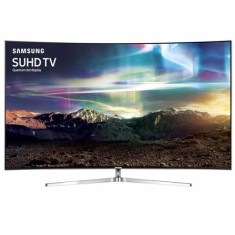 "Foto Smart TV LED 65"" Samsung Série 9 4K UN65KS9000 4 HDMI"
