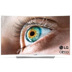 "Foto Smart TV OLED 3D 55"" LG 4K 55EG9600 4 HDMI"