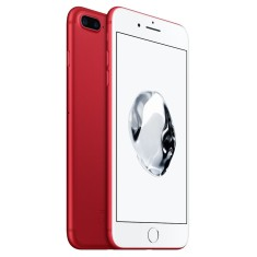 Foto Smartphone Apple iPhone 7 Plus Vermelho 128GB