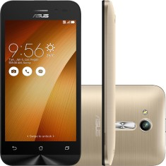 Foto Smartphone Asus Zenfone Go ZB452KG 8GB 5,0 MP 2 Chips Android 5.1 (Lollipop) 3G Wi-Fi