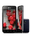 Smartphone LG Optimus L5 II Dual 4GB E455 5,0 MP 2 Chips Android 4.1 (Jelly Bean) 3G Wi-Fi