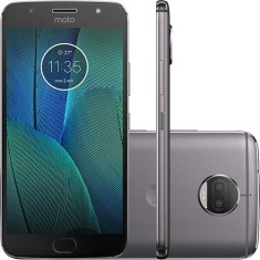 Foto Smartphone Motorola Moto G G5S Plus XT1802 TV Digital 32GB 13,0 MP 2 Chips Android 7.1 (Nougat) 3G 4G Wi-Fi | Magazine Luiza