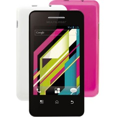 Foto Smartphone Multilaser MS1 P3242 Android 2,0 MP