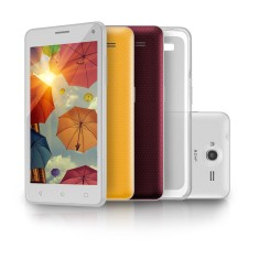 Foto Smartphone Multilaser MS50 Colors 8GB P9002 Android