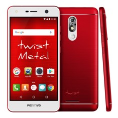 Foto Smartphone Positivo Twist Metal S530 16GB Android