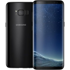 Foto Smartphone Samsung Galaxy S8 SM-G950 64GB 12,0 MP 2 Chips Android 7.0 (Nougat) 3G 4G Wi-Fi | Magazine Luiza