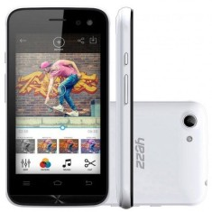 Foto Smartphone Yezz 4GB 400E Android 2 Chips