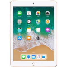 "Foto Tablet Apple iPad 128GB 9,7"" iOS 8 MP Filma em Full HD 11 