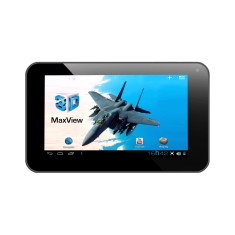 "Foto Tablet DL Eletrônicos 3D MaxView TD-M71 8GB 7"" Android 2 MP"