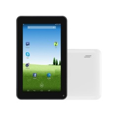 "Foto Tablet DL Eletrônicos Flex-S TP051BRA 4GB 7"" Android 4.4 (Kit Kat)"