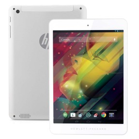 "Foto Tablet HP 8 1401 16GB 7,8"" Android 2 MP"