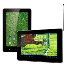"Foto Tablet Multilaser Tab TV NB046 4GB 7"" Android 4.0 (Ice Cream Sandwich)"