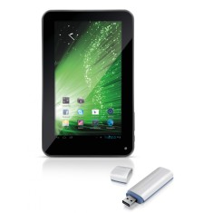 "Foto Tablet Multilaser M7 NB097 4GB 7"" Android 0,3 MP"