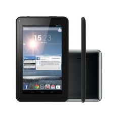 "Foto Tablet Multilaser Supra NB152 8GB 7"" Android 4.4 (Kit Kat)"