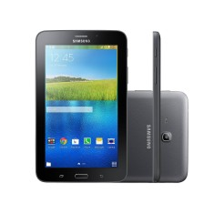 "Foto Tablet Samsung Galaxy Tab E 8GB TFT 7"" Android 4.4 (Kit Kat) 2 MP T113"