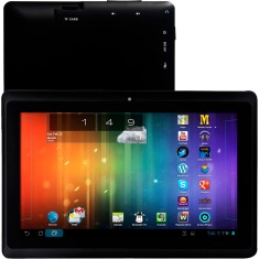 "Foto Tablet Space BR 556545 4GB 7"" Android 2 MP 4.2 (Jelly Bean Plus)"