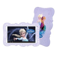 "Foto Tablet Tectoy Frozen TT-4400 8GB 7"" Android 2 MP"
