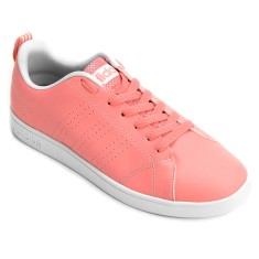 Foto Tênis Adidas Feminino Advantage Clean Vs Casual