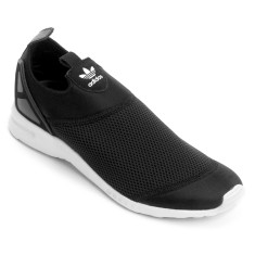 Foto Tênis Adidas Feminino Zx Flux Smooth Slip On Casual