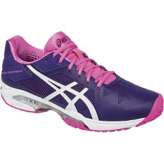 Foto Tênis Asics Feminino Gel Solution Speed 3 Tenis e Squash