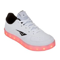 Foto Tênis Bouts Infantil (Unissex) Led Luminoso Junior Casual