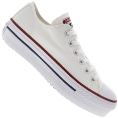 Foto Tênis Converse All Star Feminino Creeper Plataforma Casual