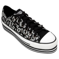 Foto Tênis Converse All Star Feminino CT As Platform Ox Casual