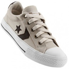 Foto Tênis Converse All Star Infantil (Menino) Player Casual