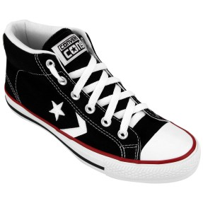 Foto Tênis Converse All Star Unissex Player Core Mid Casual