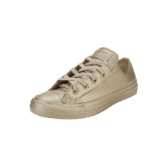 Foto Tênis Converse Feminino Ct As Metallic Rubber Ox Casual