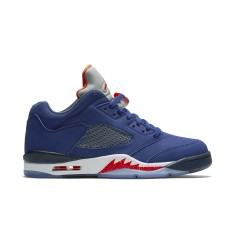 Foto Tênis Jordan Masculino Air 5 Retro Low Basquete