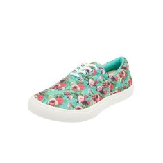 Foto Tênis Juice It Feminino Nollie Flower Casual