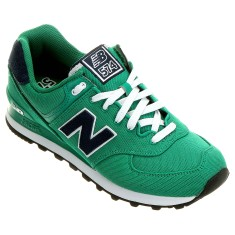 Foto Tênis New Balance Masculino 574 Polo Pack Casual