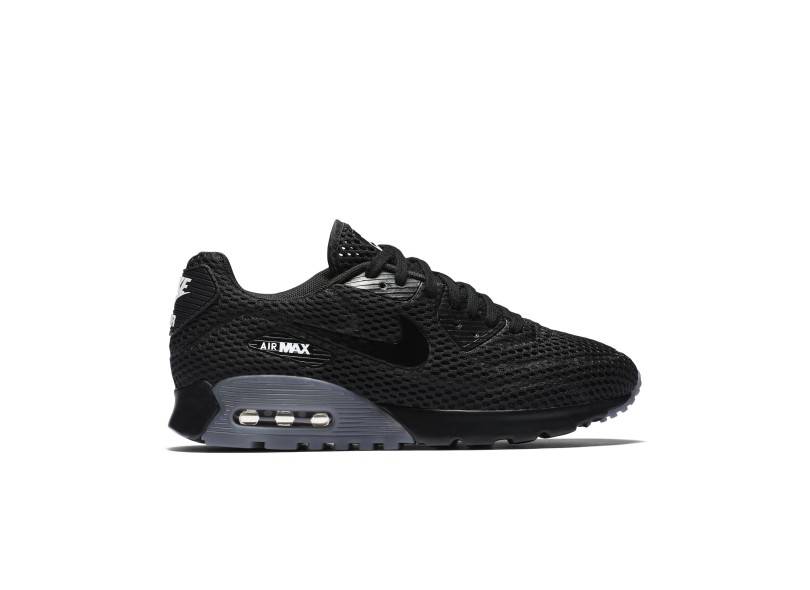 5cbbf2d3ddc Tênis Nike Feminino Casual Air Max 90 Ultra Breathe