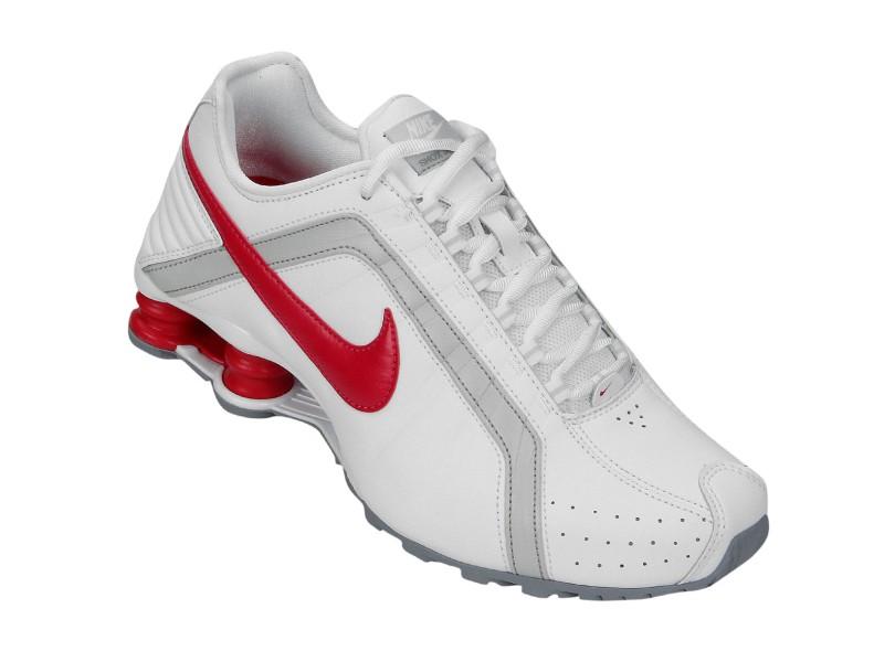 new styles fcac3 797f4 ... Netshoes  Tênis Nike Feminino Shox Junior