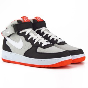 Foto Tênis Nike Masculino Air Force 1 Mid 07 Casual