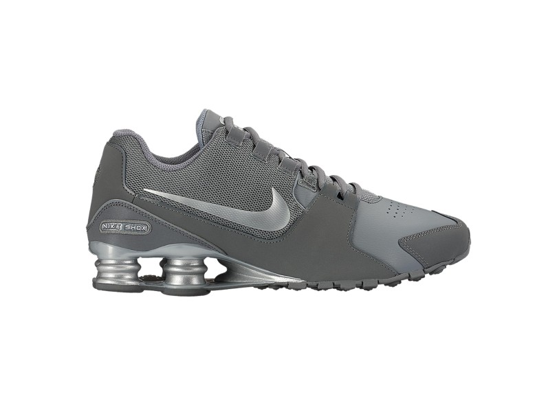 Zapatillas Nike Shox Avenue Leather   Netshoes