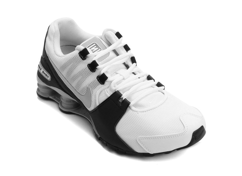 accbcb7a6ce ... top quality cargando zoom. factory outlet ca281 e3570 tênis nike  masculino casual shox avenue comparar