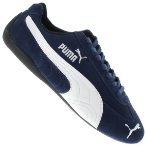 Foto Tênis Puma Masculino Speed Cat Suede NM Automobilismo