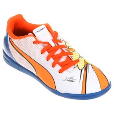 Foto Tênis Puma Masculino Evopower 4.2 Pop IT Futsal