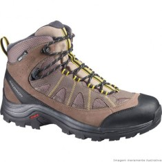 Foto Tênis Salomon Masculino Authentic LTR CS WP Trekking
