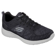 Foto Tênis Skechers Masculino Burst Deal Closer Casual
