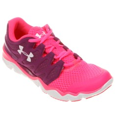 Foto Tênis Under Armour Feminino Micro G Optimum Corrida