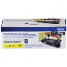 Foto Toner Amarelo Brother TN-319Y