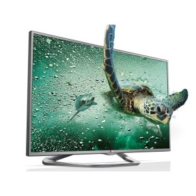 "Foto TV LED 3D 42"" LG Cinema Full HD 42LA6130 2 HDMI"