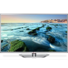 "Foto Smart TV LED 3D 55"" LG Cinema Full HD 55LA6214"